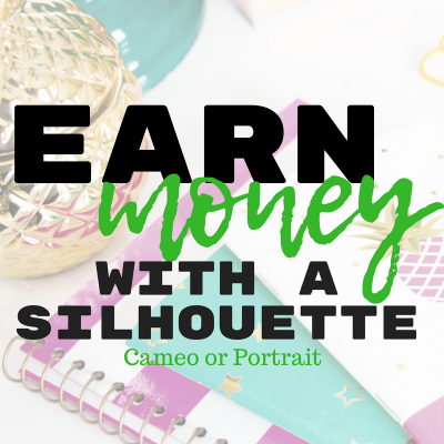 earn money with a silhouette
