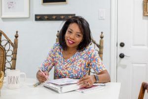 jasmine Eboigbe at Simply By Heart dot com