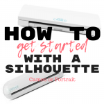 get started with silhouette
